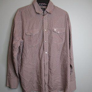 Wrangler George Strait Troubador Button Down XL